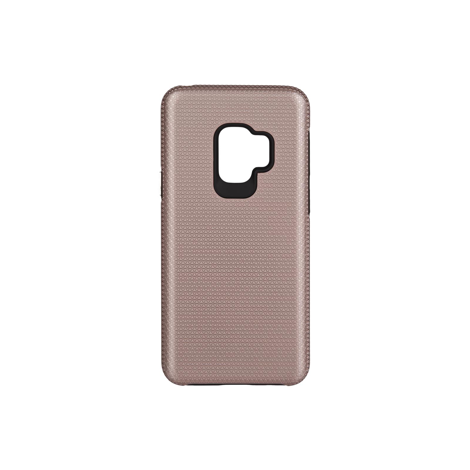 Чохол до моб. телефона 2E Samsung Galaxy S9 (G960), Triangle, Rose gold (2E-G-S9-18-TKTLRG)