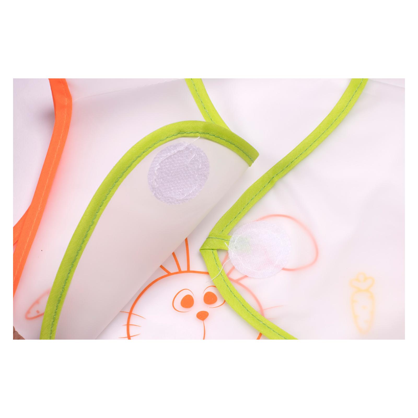 Нагрудничек Baby Team влагонепроницаемый (6505) изображение 2