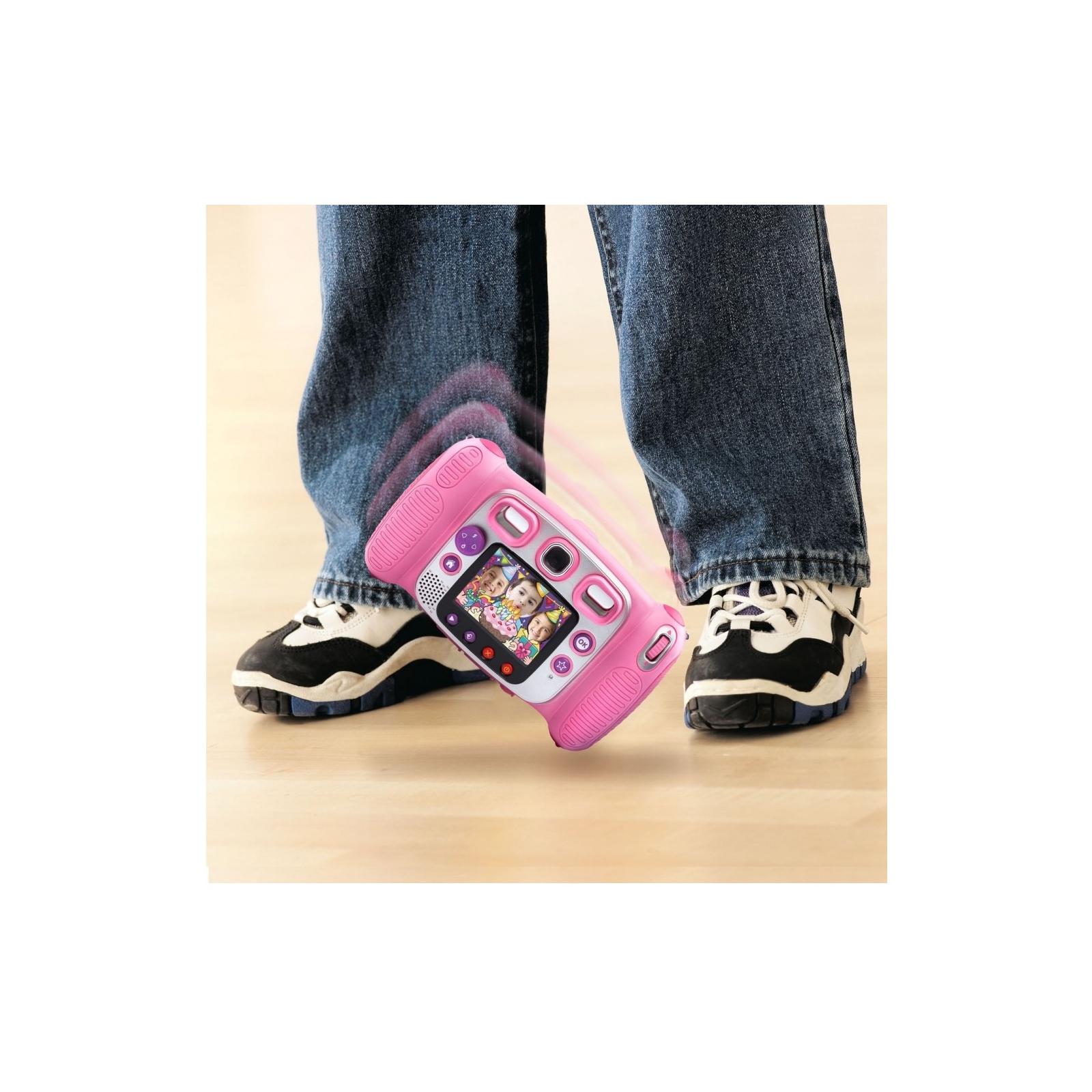 Интерактивная игрушка VTech Детская цифровая фотокамера Kidizoom Duo Pink (80-170853) изображение 6