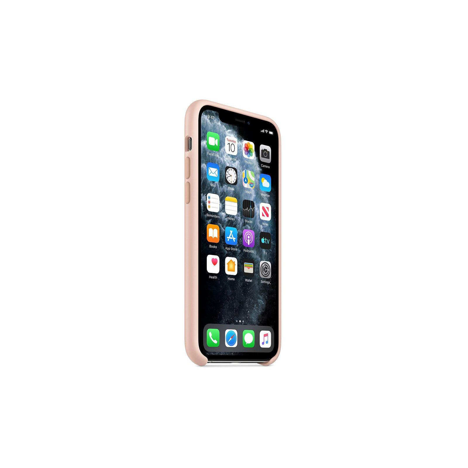 Чехол для моб. телефона Apple iPhone 11 Pro Max Silicone Case - Pine Green (MX012ZM/A) изображение 5