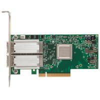 Сетевая карта Mellanox 2x40/56GBE PCIe3.0 x8 (MCX414A-BCAT)