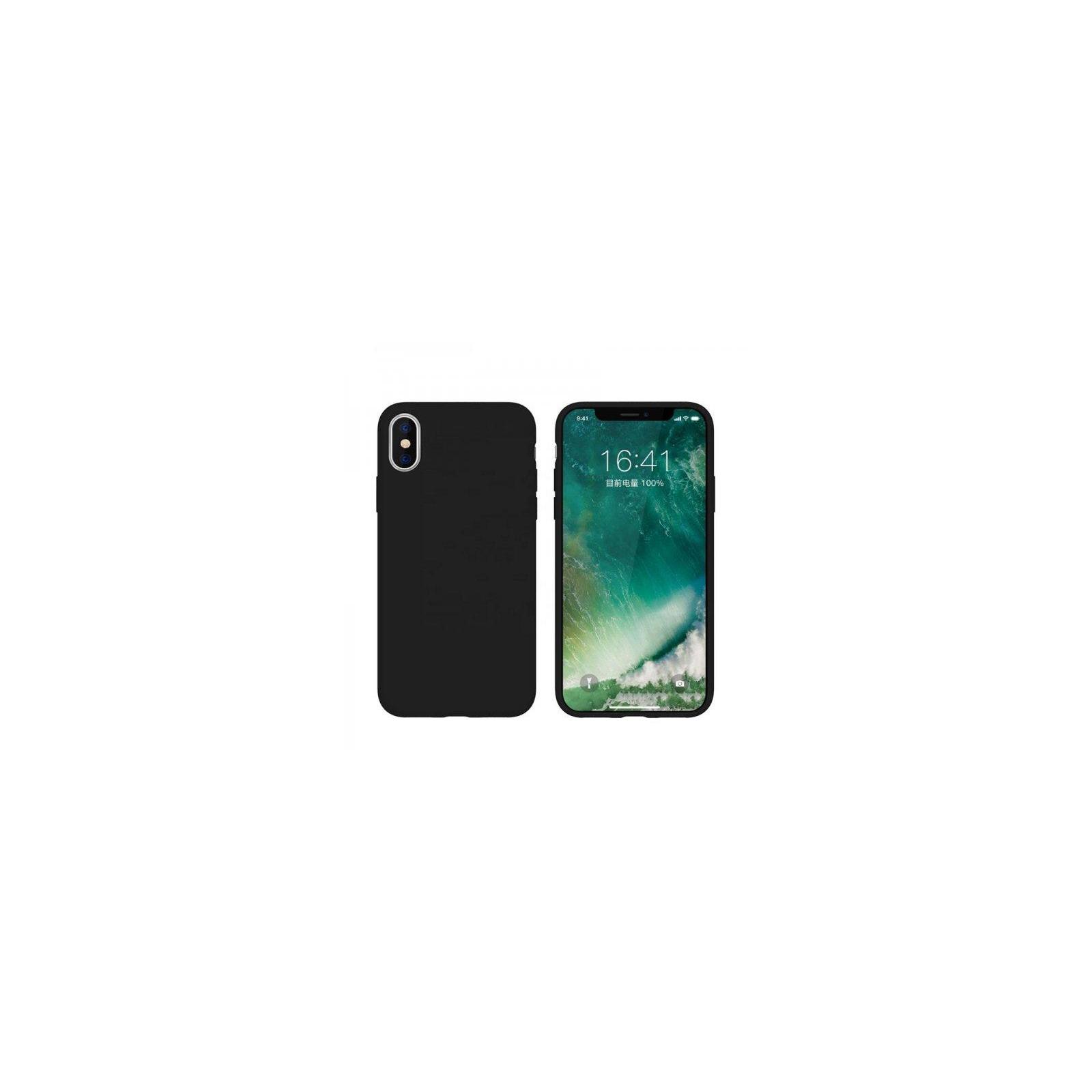 Чохол до моб. телефона 2E Basic Samsung Galaxy A21, Soft feeling, Black (2E-G-A21-NKSF-BK)