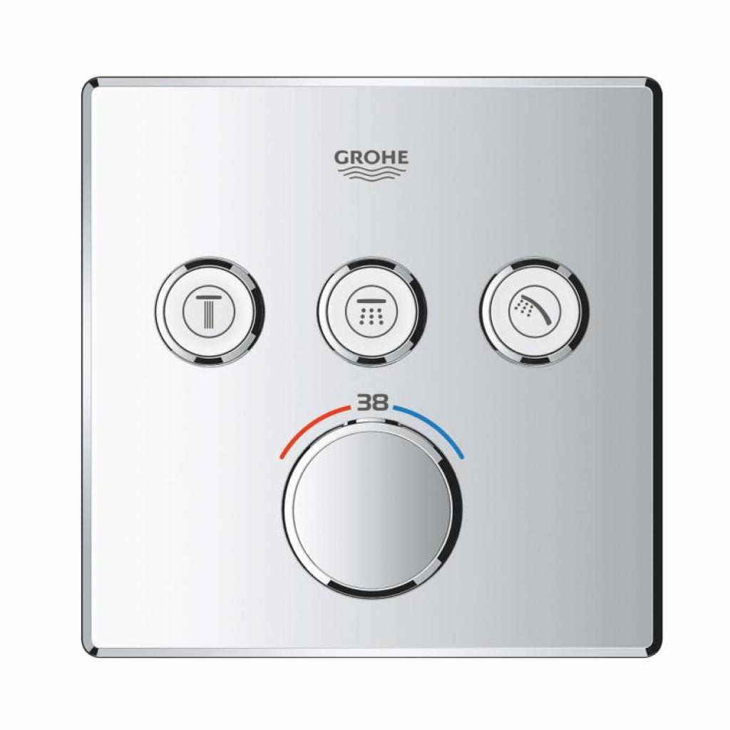 Термостатический смеситель Grohe GRT SmartControl (29126000) изображение 2
