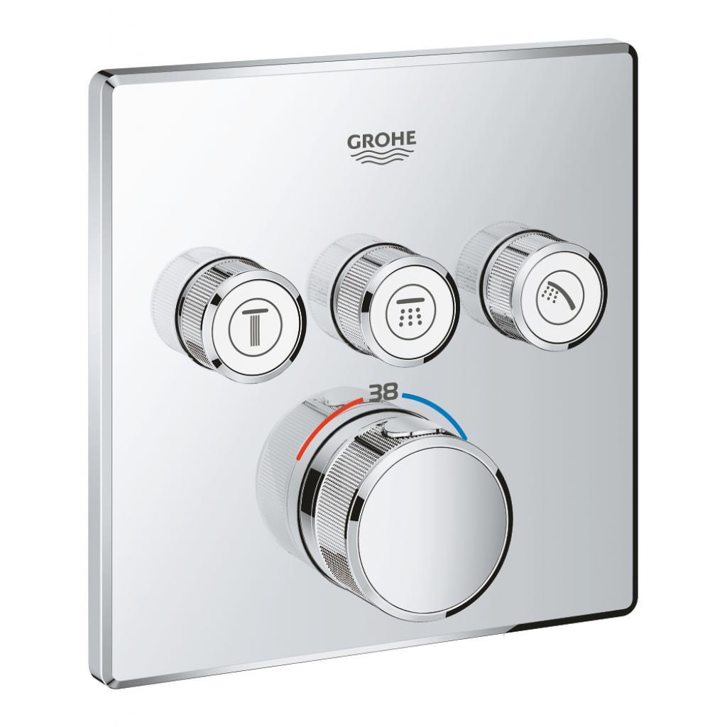 Термостатический смеситель Grohe GRT SmartControl (29126000)