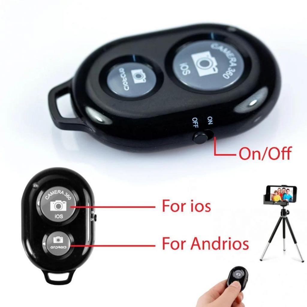 Пульт ДУ для фото- видеокамер XoKo RC-100 bluetooth (XK-RC100BK) изображение 2