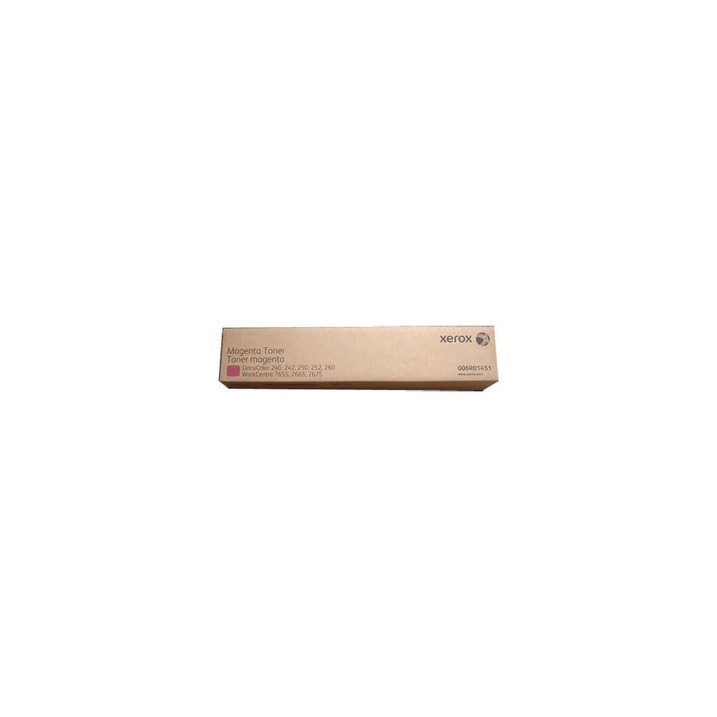 Тонер-картридж XEROX DC250 Magenta (2шт) (006R01451)
