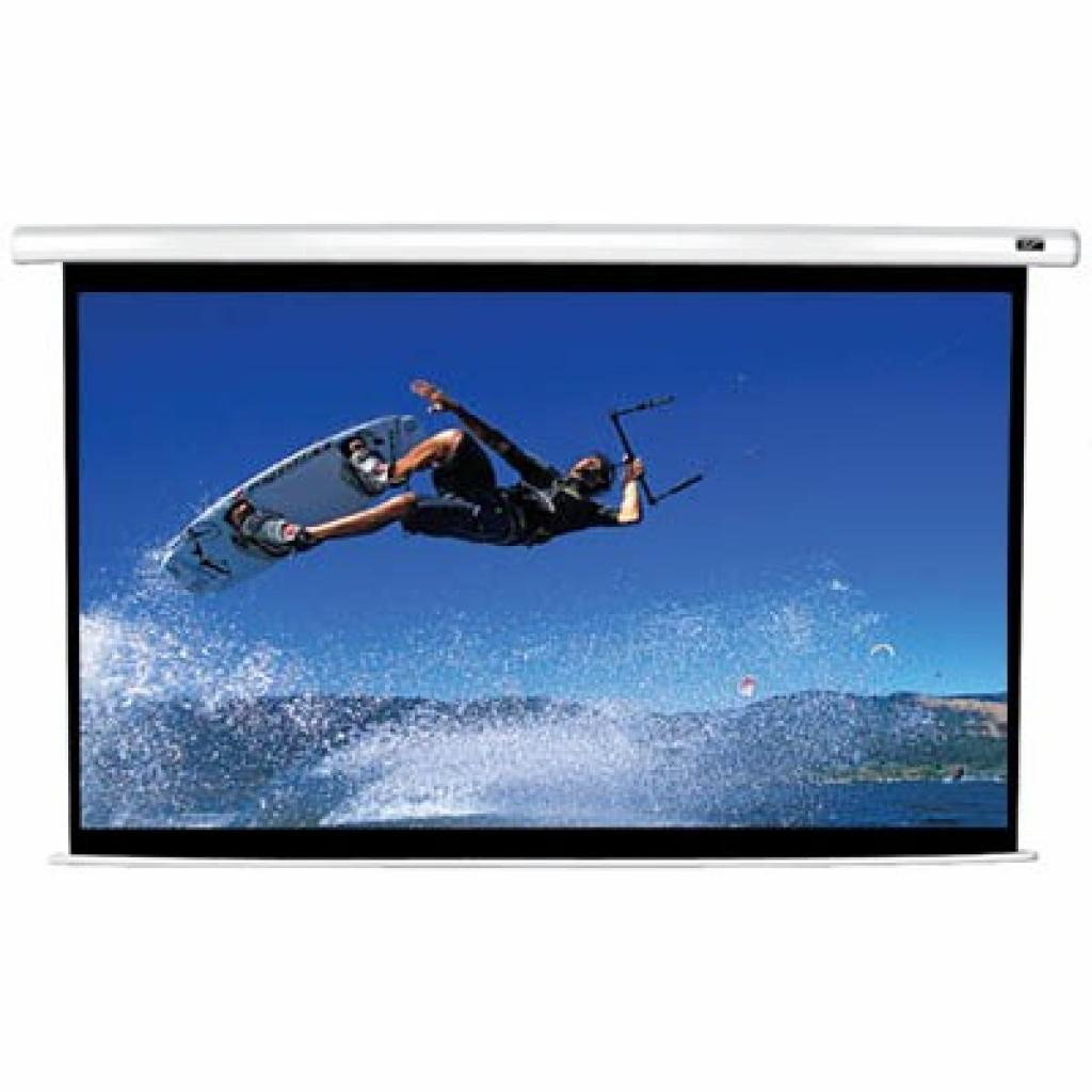 Проекционный экран VMAX150XWH2 ELITE SCREENS