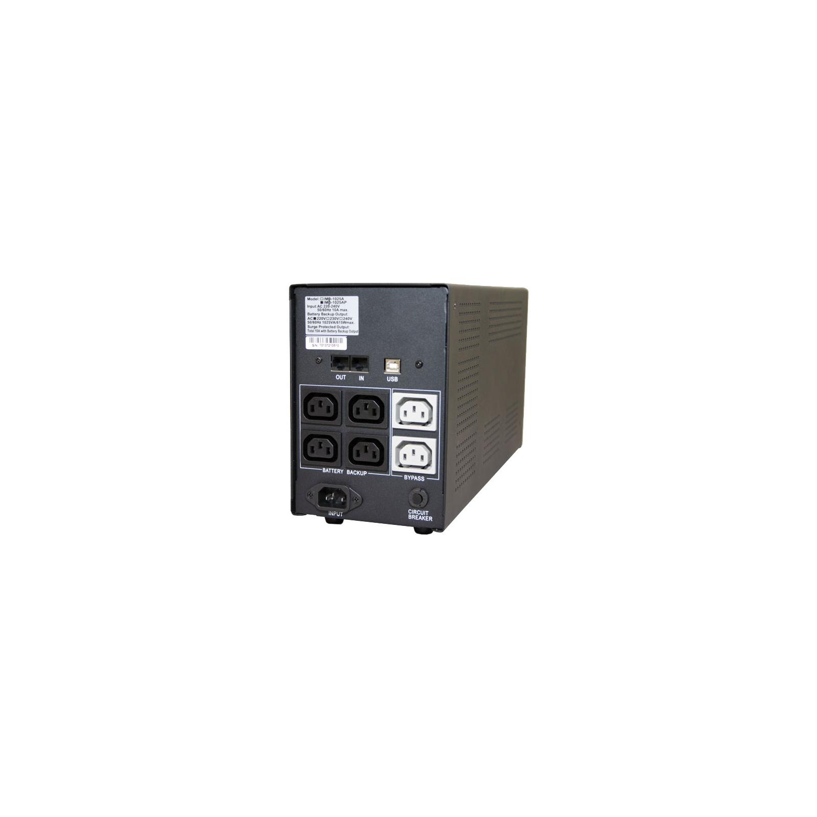 Источник бесперебойного питания IMD-1200 АР Powercom (IMD-1200 AP) изображение 2