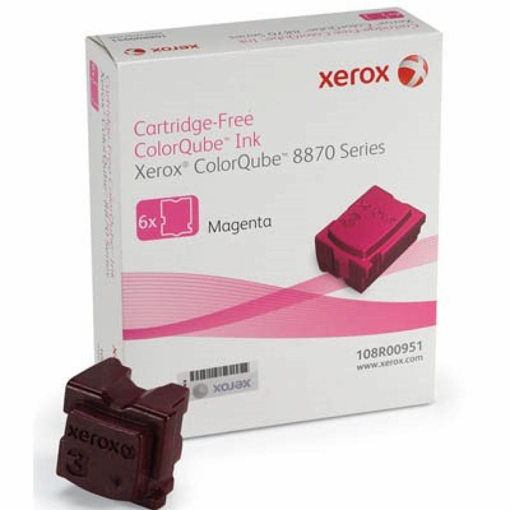 Картридж XEROX CQ8870 Magenta (108R00959)