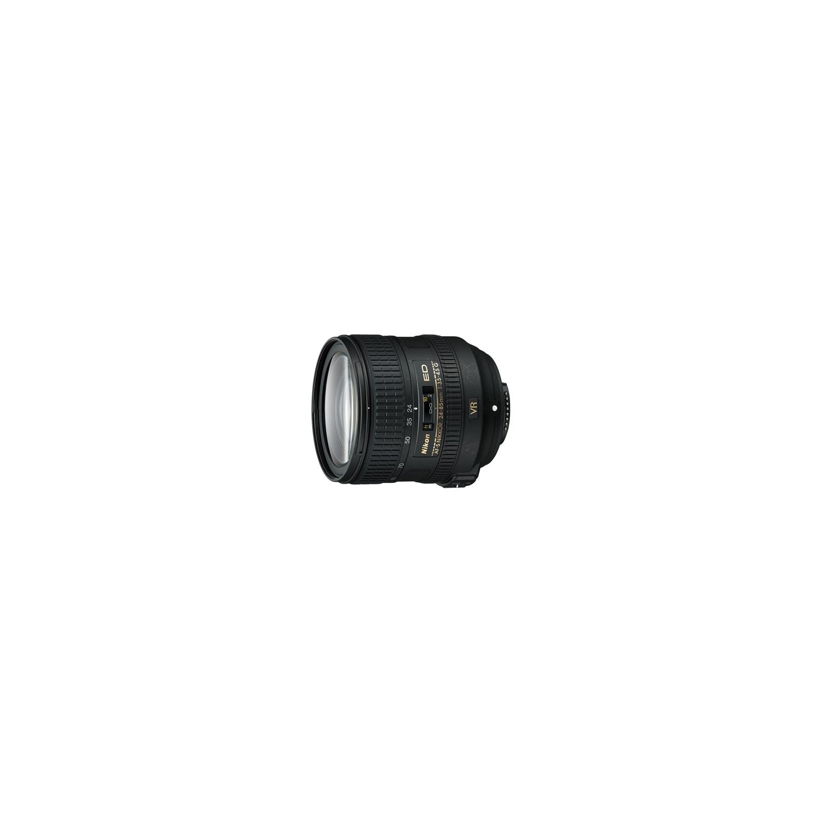 Объектив Nikon AF-S 24-85mm f/3.5-4.5G ED VR (JAA816DA)