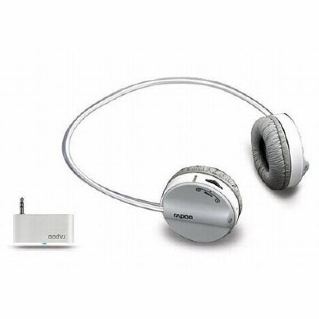Наушники Rapoo H3070 Grey wireless (H3070 Grey)