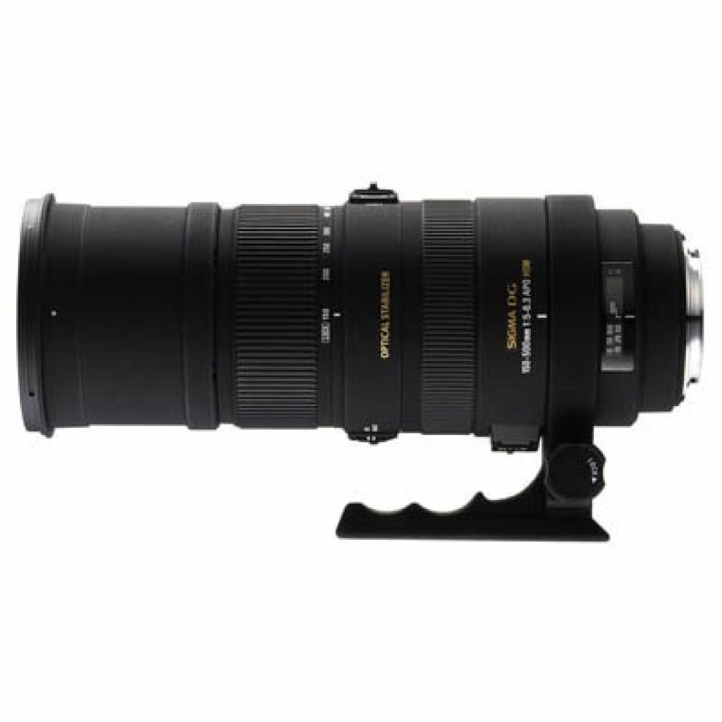 Объектив Sigma 150-500mm/5-6.3 APO OS DG HSM for Nikon (737955)