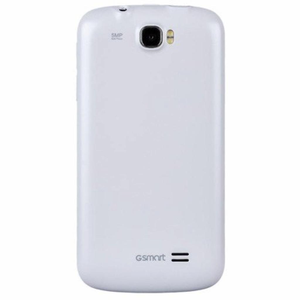 Мобильный телефон GIGABYTE GSmart GS202 White (2Q000-0057370S) изображение 2