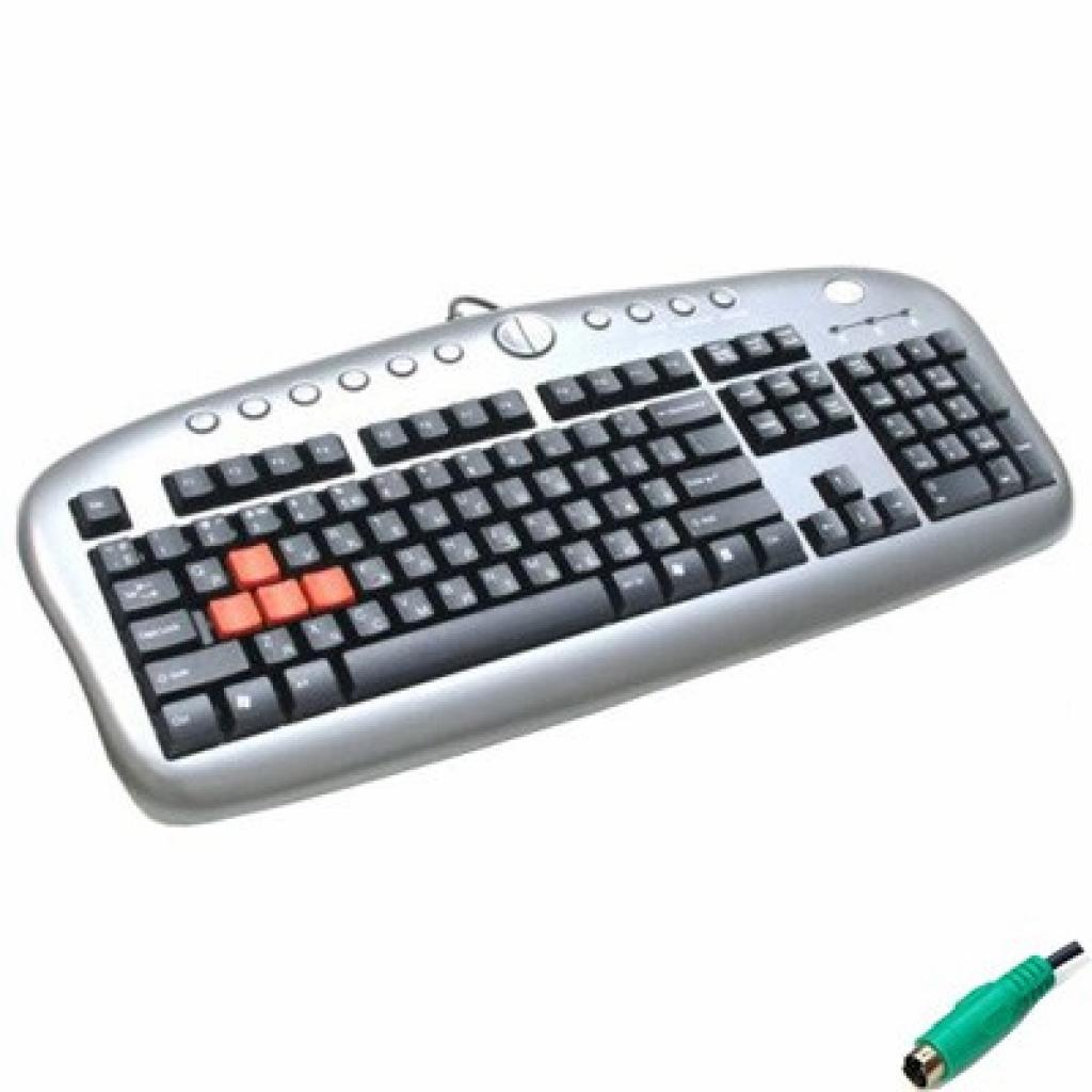 Клавиатура A4tech KB-28 Game master (KB-28G-PS/2)