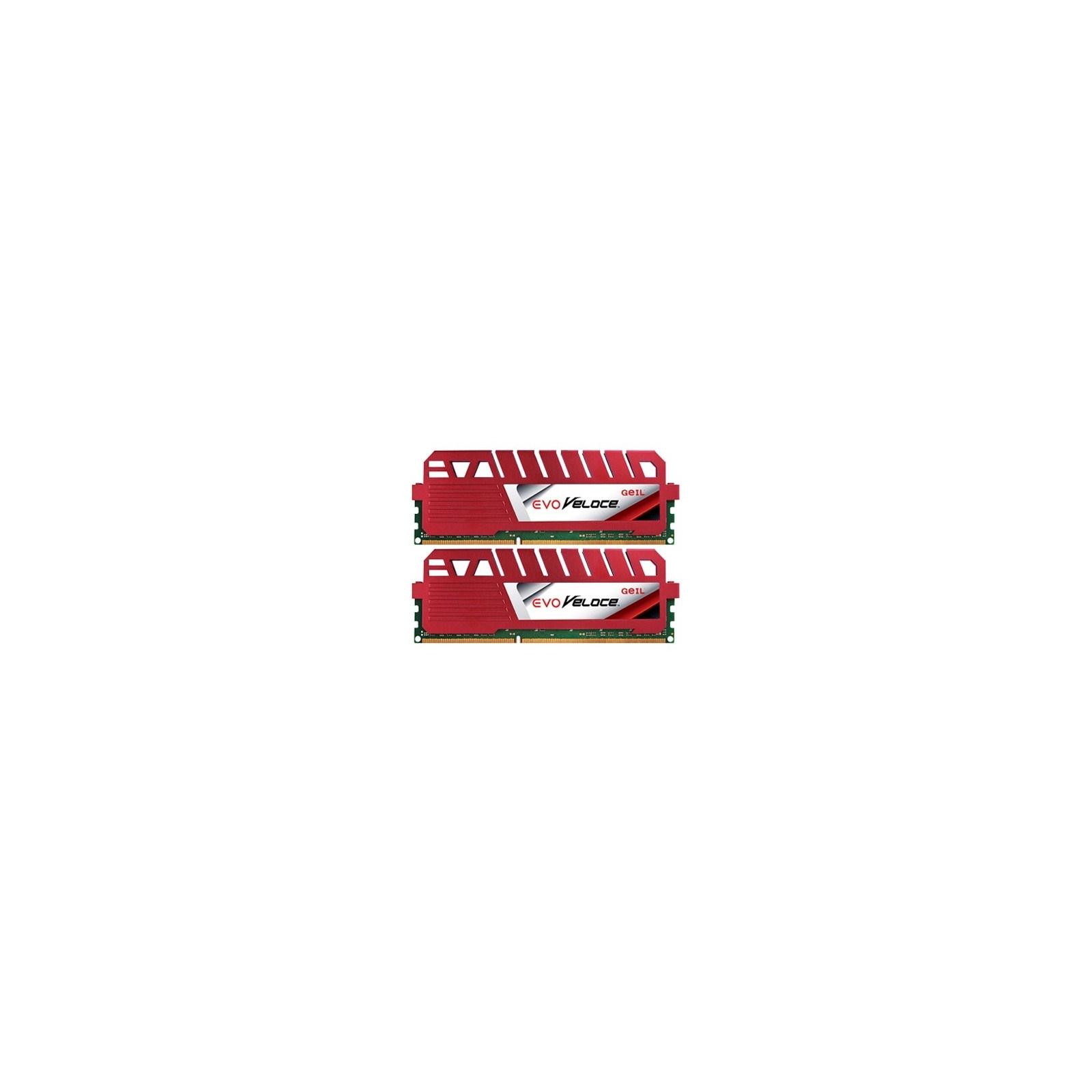 Модуль памяти для компьютера DDR3 8GB (2x4GB) 2400 MHz GEIL (GEV38GB2400C11ADC)
