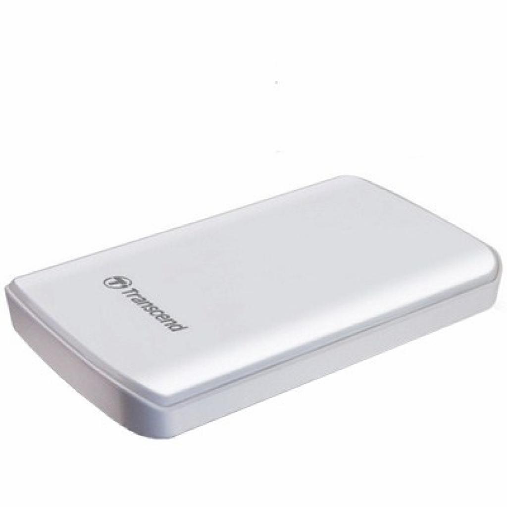 "Внешний жесткий диск 2.5"" 500GB Transcend (TS500GSJ25D2-W)"
