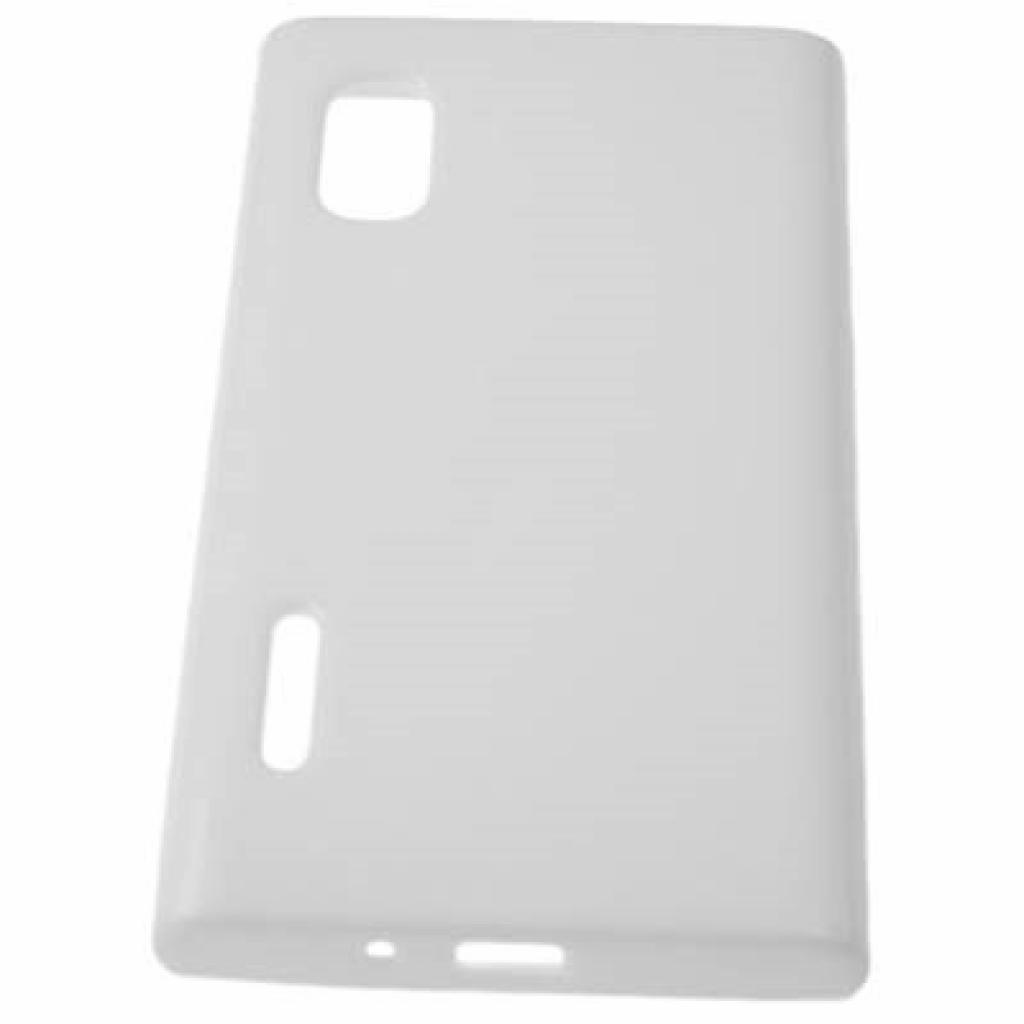 Чехол для моб. телефона Drobak для LG Optimus L5 Dual E615 /Elastic PU (211523)