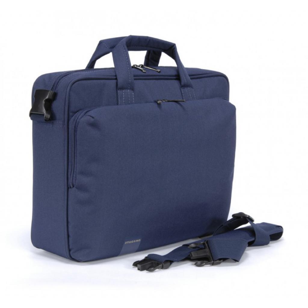 """Сумка для ноутбука Tucano 16"""" Computer Comforts Pocket Plus/Blue (BPP-B) изображение 2"""