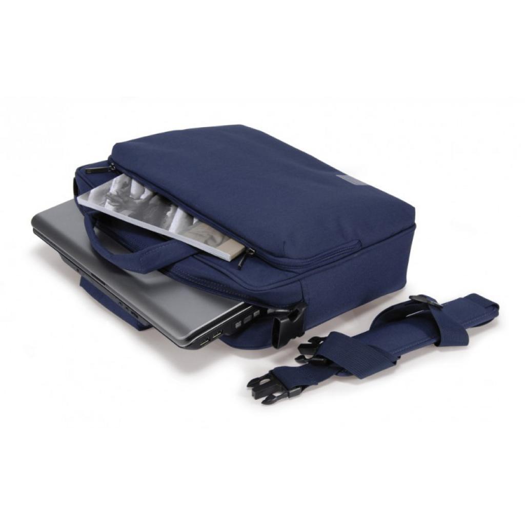 """Сумка для ноутбука Tucano 16"""" Computer Comforts Pocket Plus/Blue (BPP-B) изображение 3"""