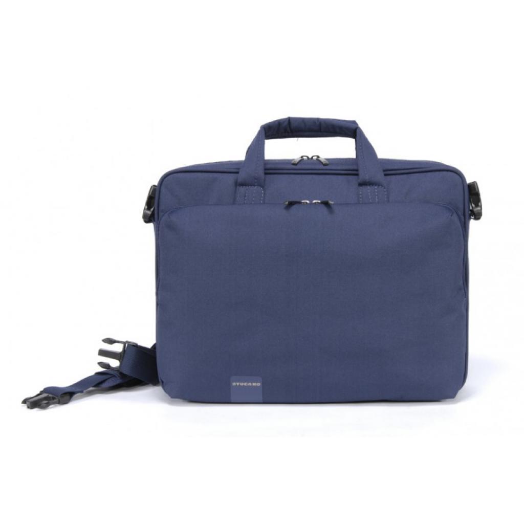 "Сумка для ноутбука Tucano 16"" Computer Comforts Pocket Plus/Blue (BPP-B)"