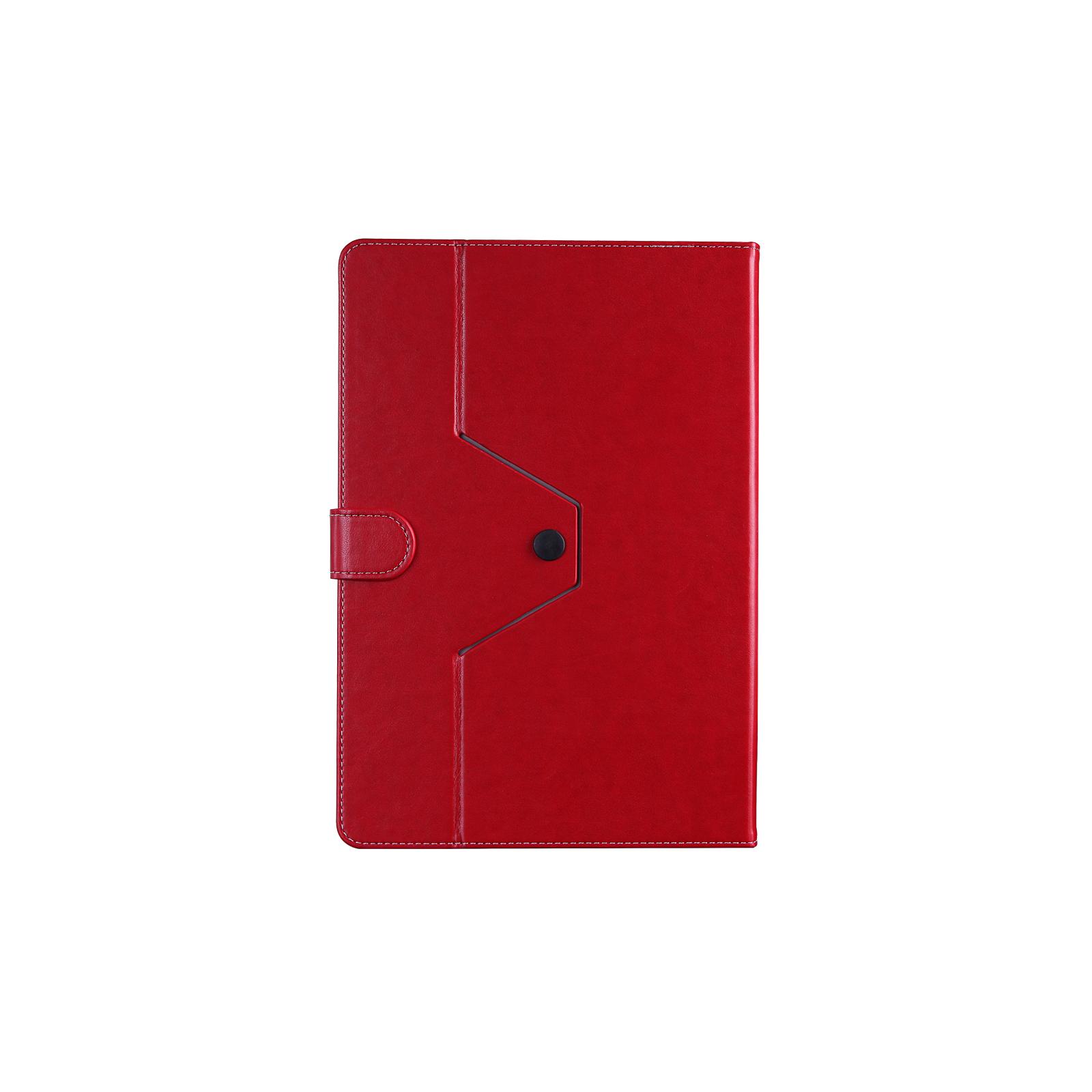"Чехол для планшета PRESTIGIO 10.1"" Universal rotating RED (PTCL0210RD) изображение 2"