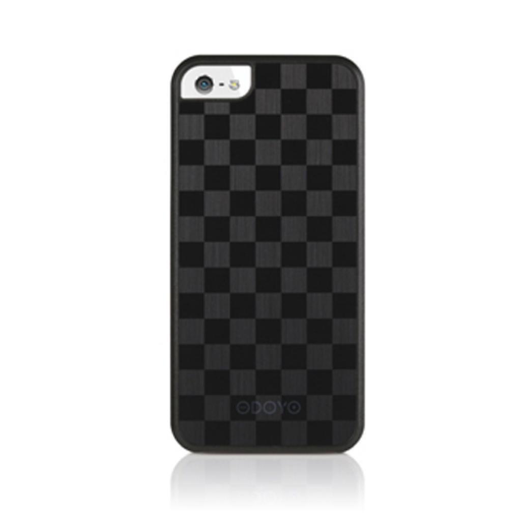 Чехол для моб. телефона ODOYO iPhone 5/5s METALSMITH GRAND CHECKER (PH361GC)