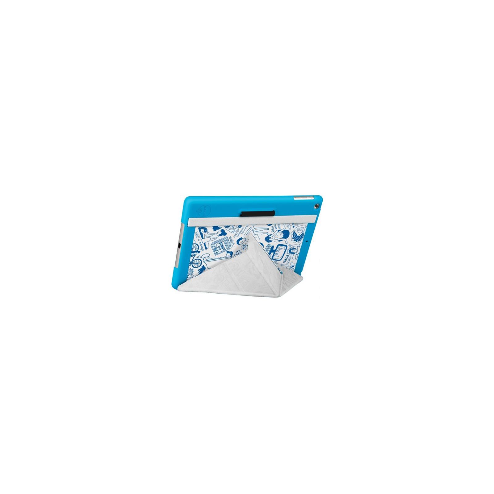 Чехол для планшета OZAKI iPad Air O!coat-Relax 360° Blue (OC113BU) изображение 2