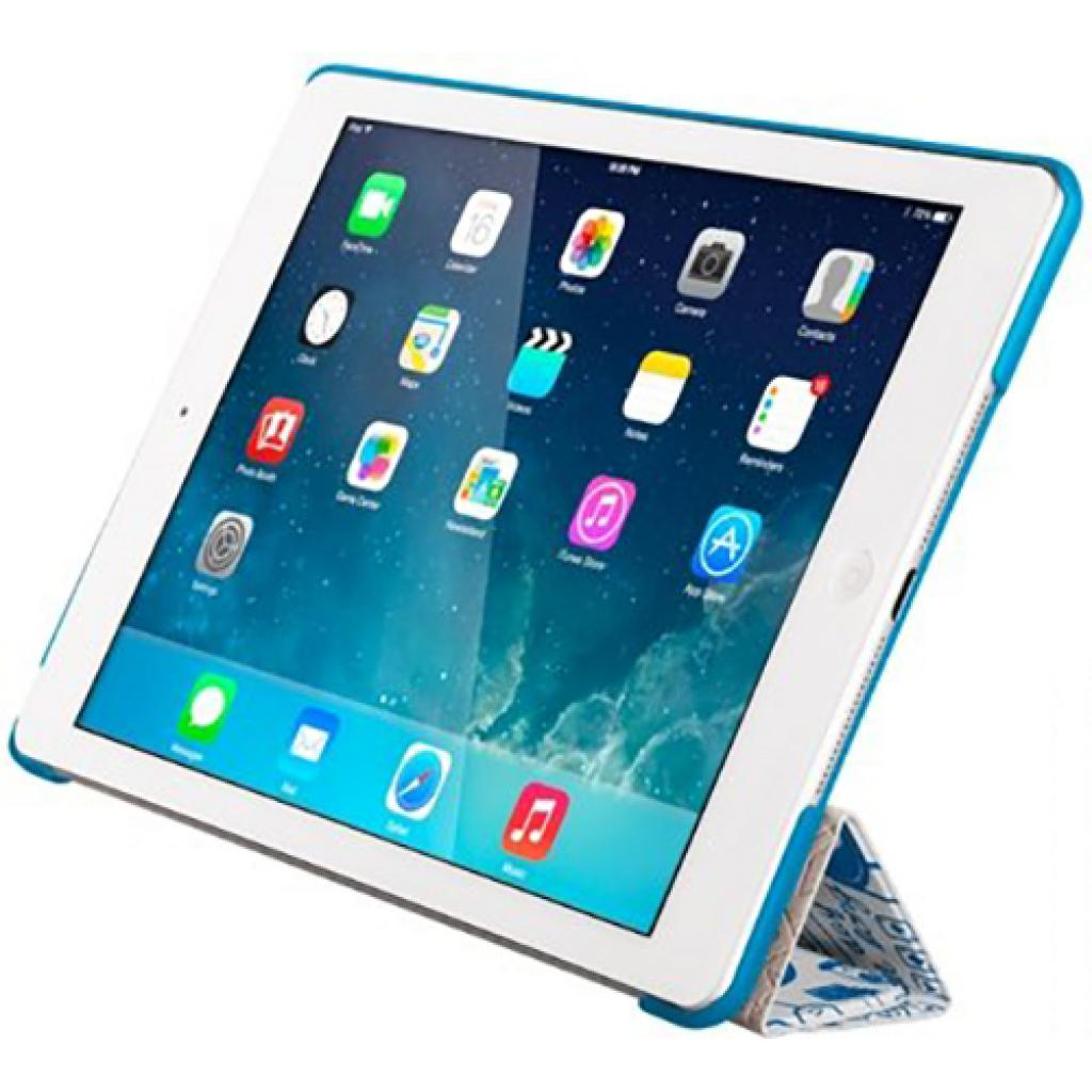 Чехол для планшета OZAKI iPad Air O!coat-Relax 360° Blue (OC113BU) изображение 3