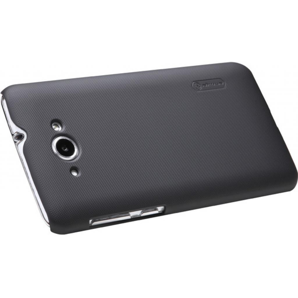 Чехол для моб. телефона NILLKIN для Lenovo S930 /Super Frosted Shield/Black (6116647) изображение 2
