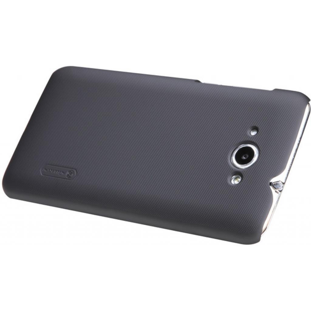 Чехол для моб. телефона NILLKIN для Lenovo S930 /Super Frosted Shield/Black (6116647) изображение 3