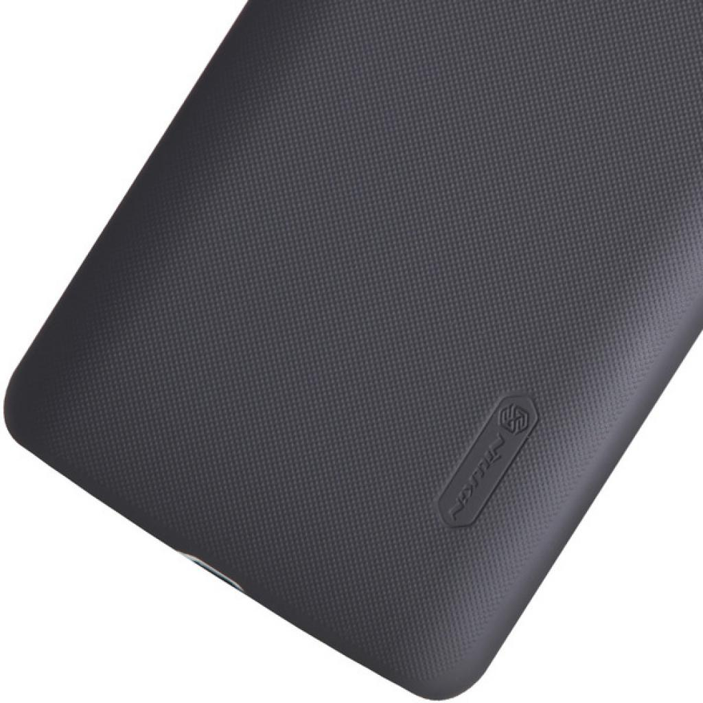 Чехол для моб. телефона NILLKIN для Lenovo S930 /Super Frosted Shield/Black (6116647) изображение 4