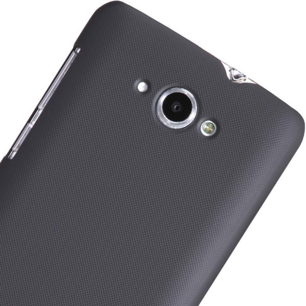 Чехол для моб. телефона NILLKIN для Lenovo S930 /Super Frosted Shield/Black (6116647) изображение 5