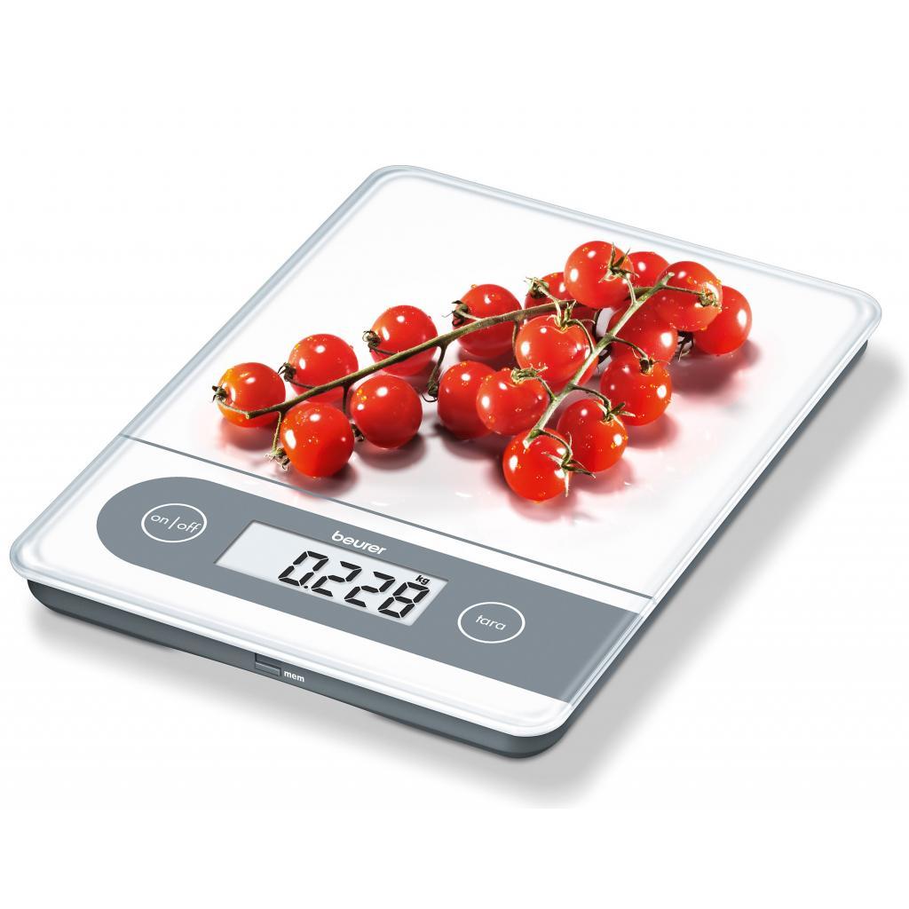 Весы кухонные BEURER KS 59 (4211125/705.30/5) изображение 2