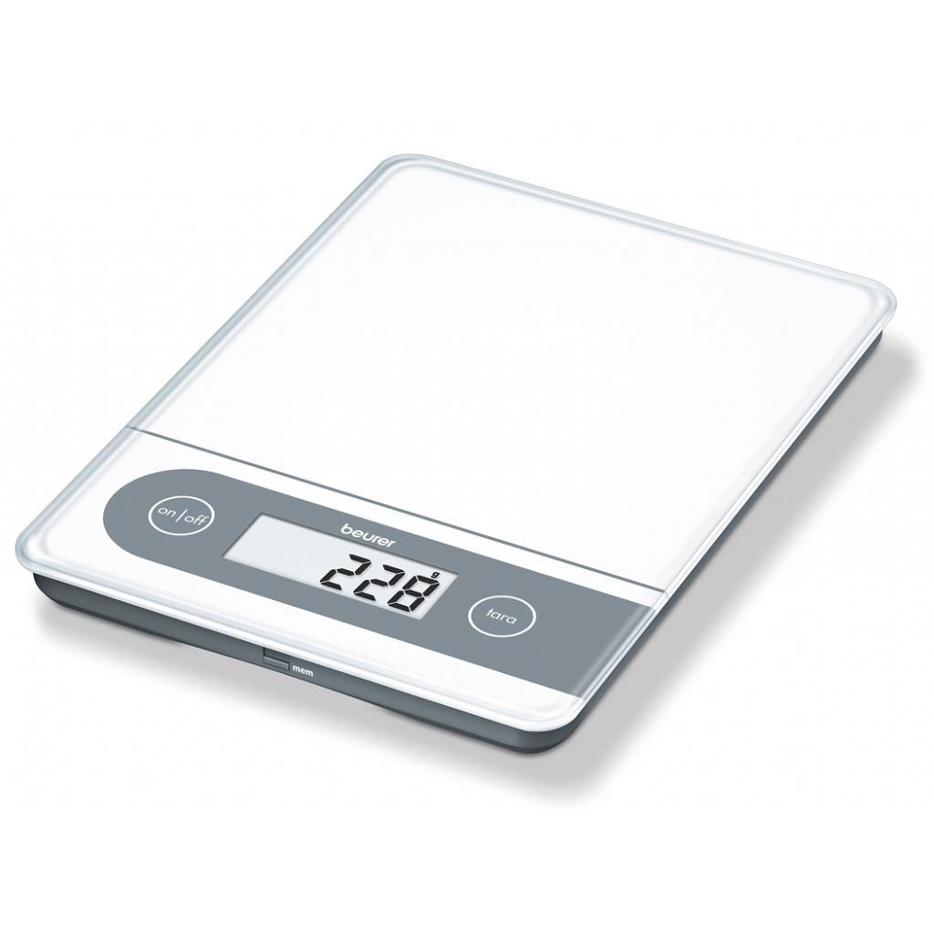 Весы кухонные BEURER KS 59 (4211125/705.30/5)
