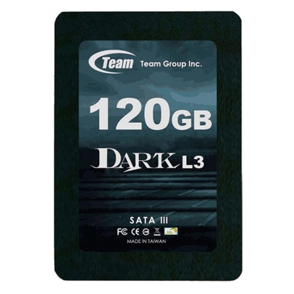 """Накопитель SSD 2.5"""" 120GB Team (T253L3120GMC101)"""