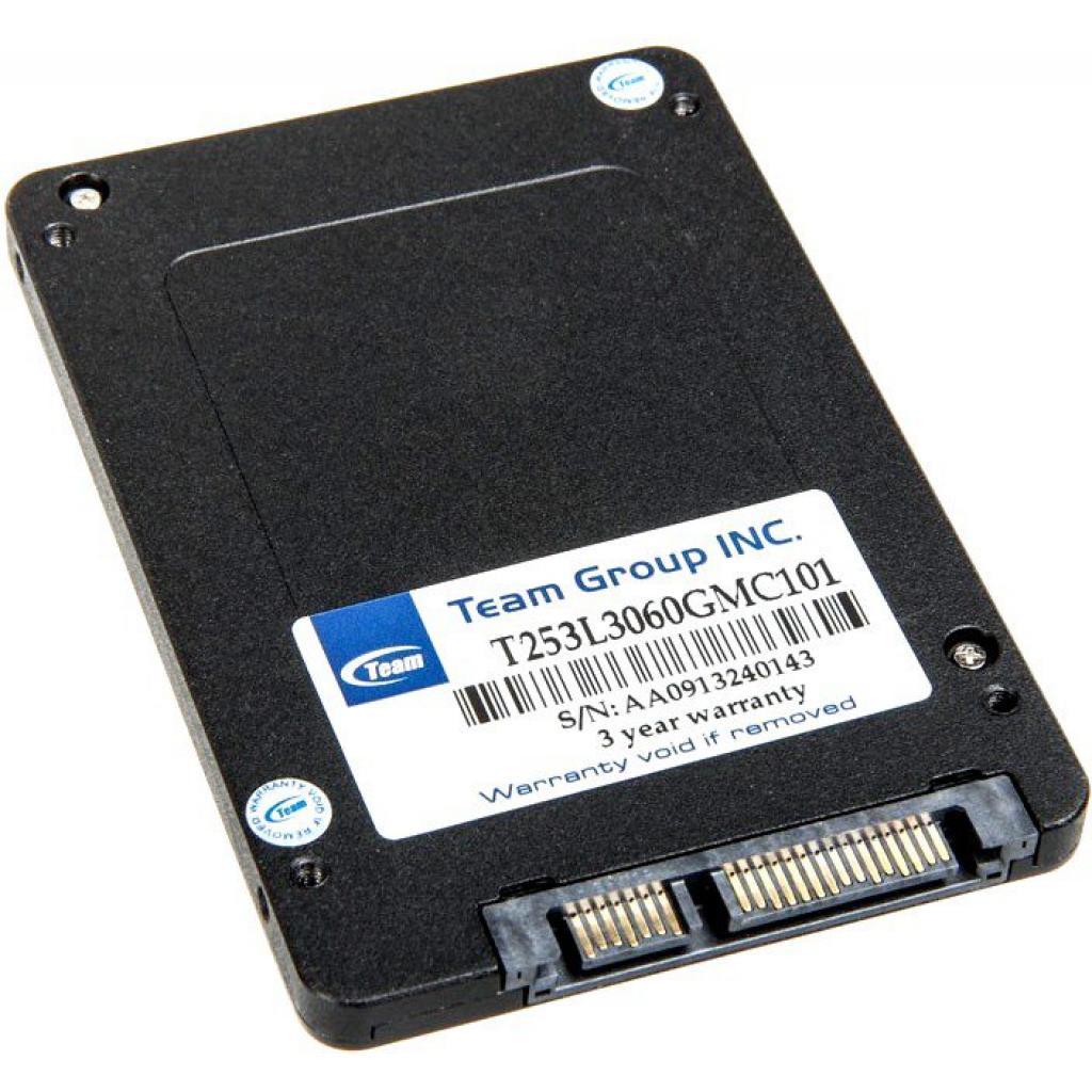 "Накопитель SSD 2.5""  60GB Team (T253L3060GMC101) изображение 2"