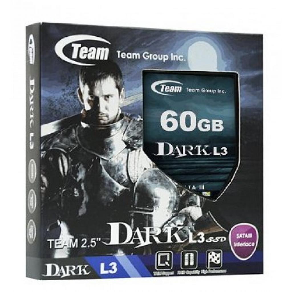 "Накопитель SSD 2.5""  60GB Team (T253L3060GMC101) изображение 5"