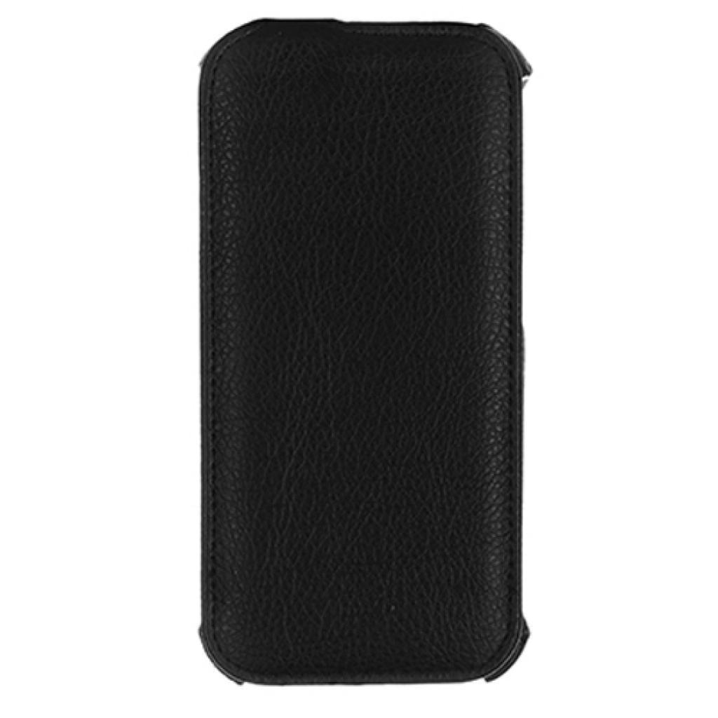 Чехол для моб. телефона для HTC One M8 mini (Black) Lux-flip Vellini (218895)