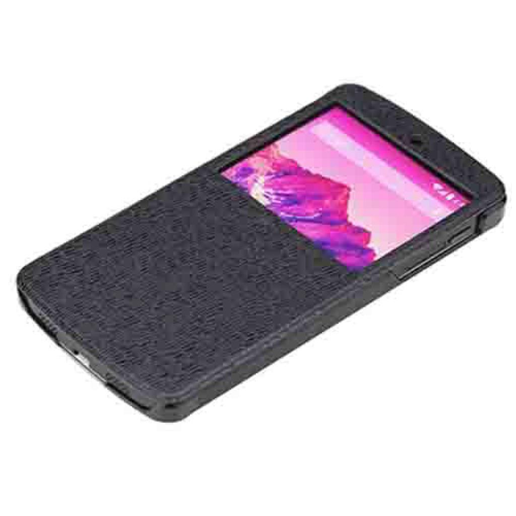 Чехол для моб. телефона Rock Nexus 5 Excel series black (nexus 5-58846)