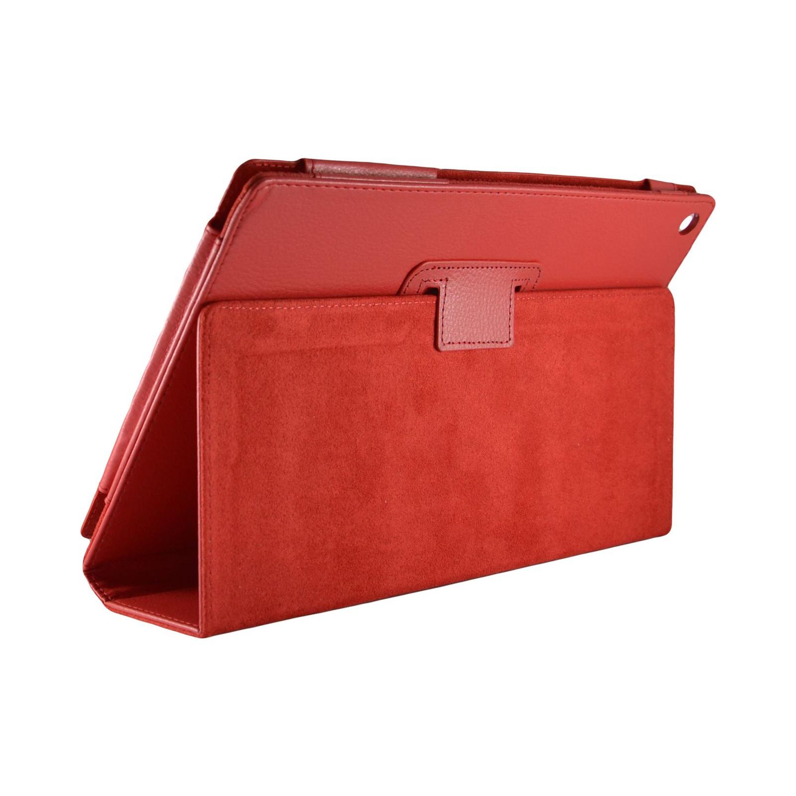 "Чехол для планшета Pro-case 10,1"" Pro-case Sony Tablet Z2 red (PC STZ2red) изображение 3"