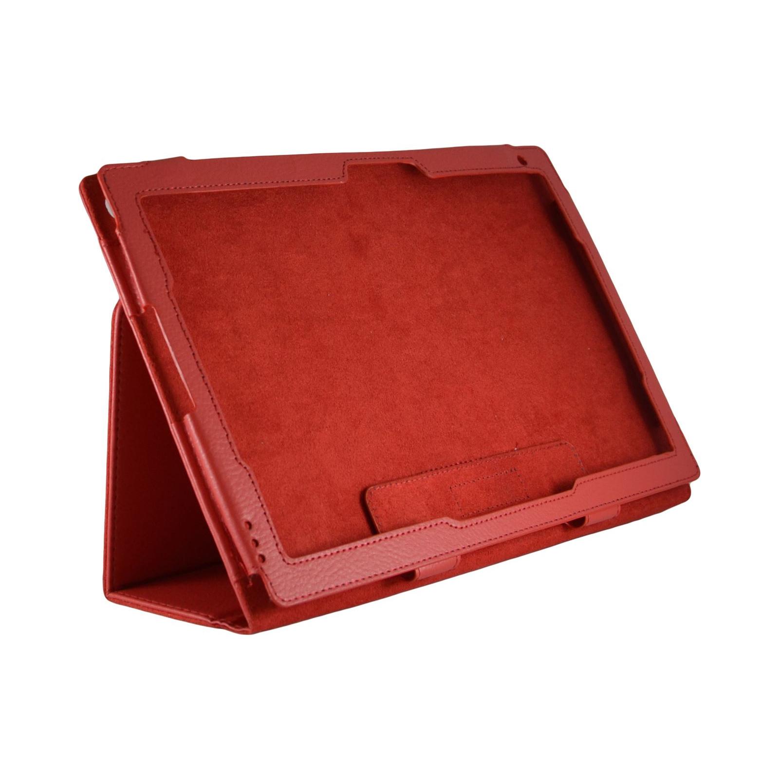 "Чехол для планшета Pro-case 10,1"" Pro-case Sony Tablet Z2 red (PC STZ2red) изображение 4"