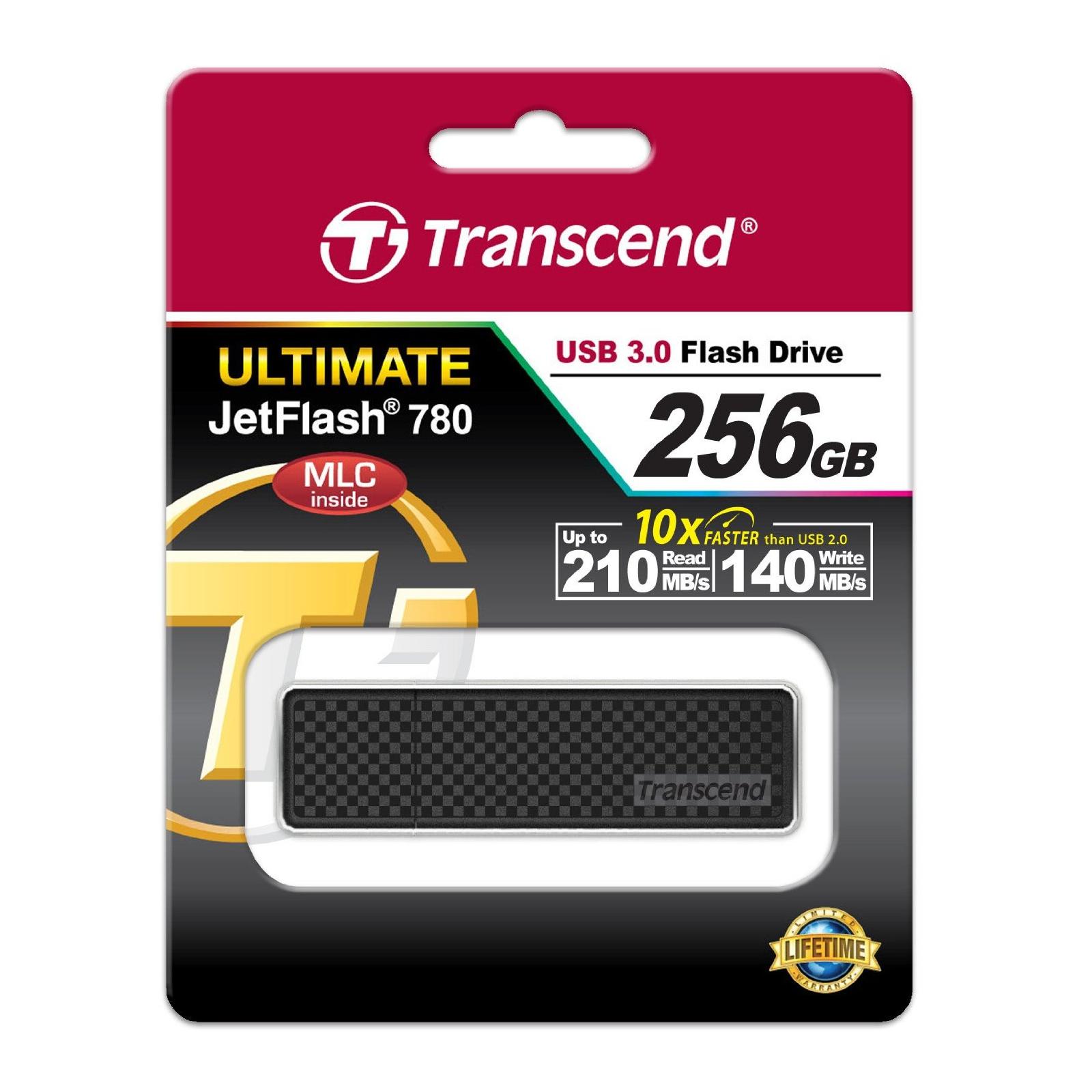 USB флеш накопитель Transcend 8Gb JetFlash 780 (TS8GJF780) изображение 3