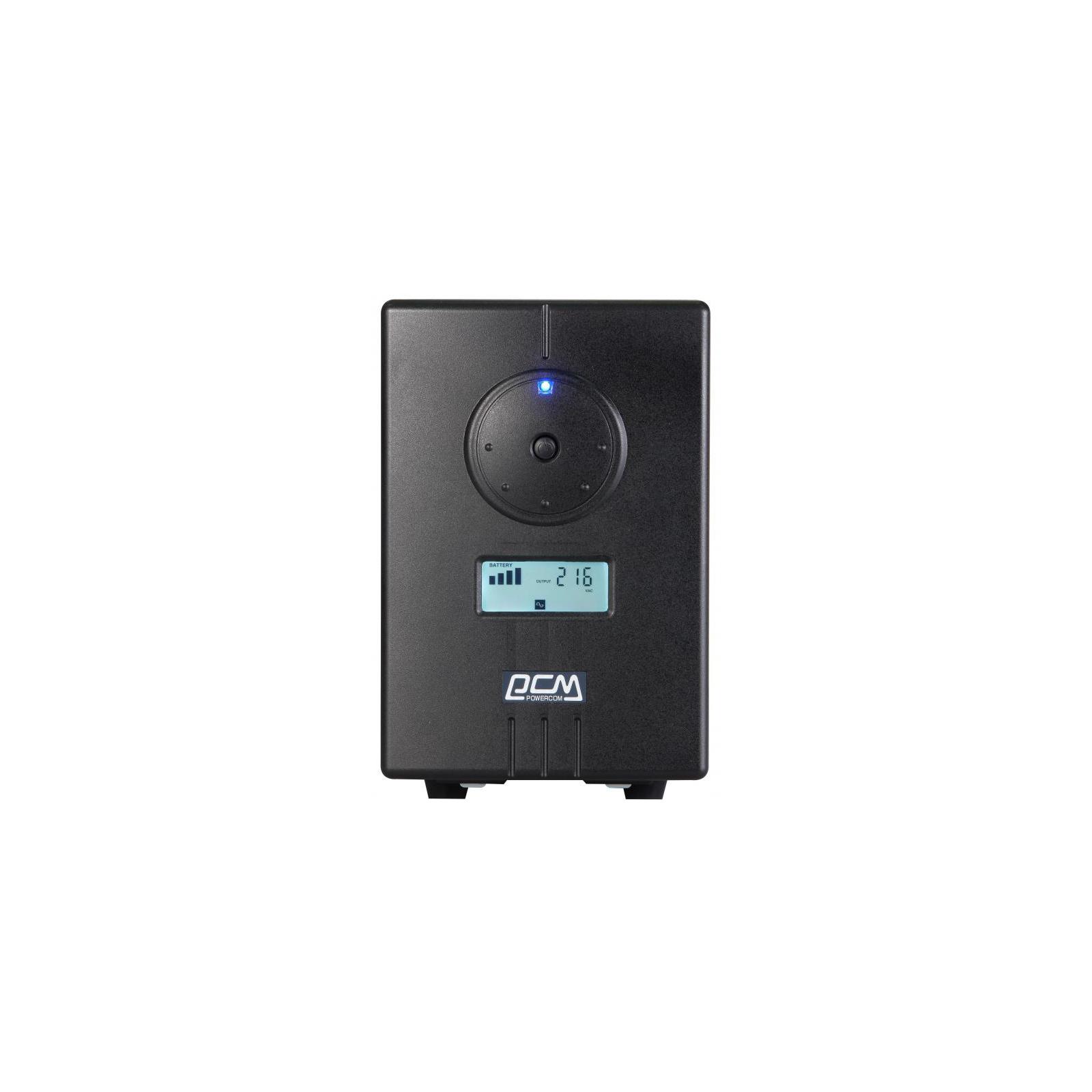 Источник бесперебойного питания Powercom INF-500 (INF-500 AP) изображение 2