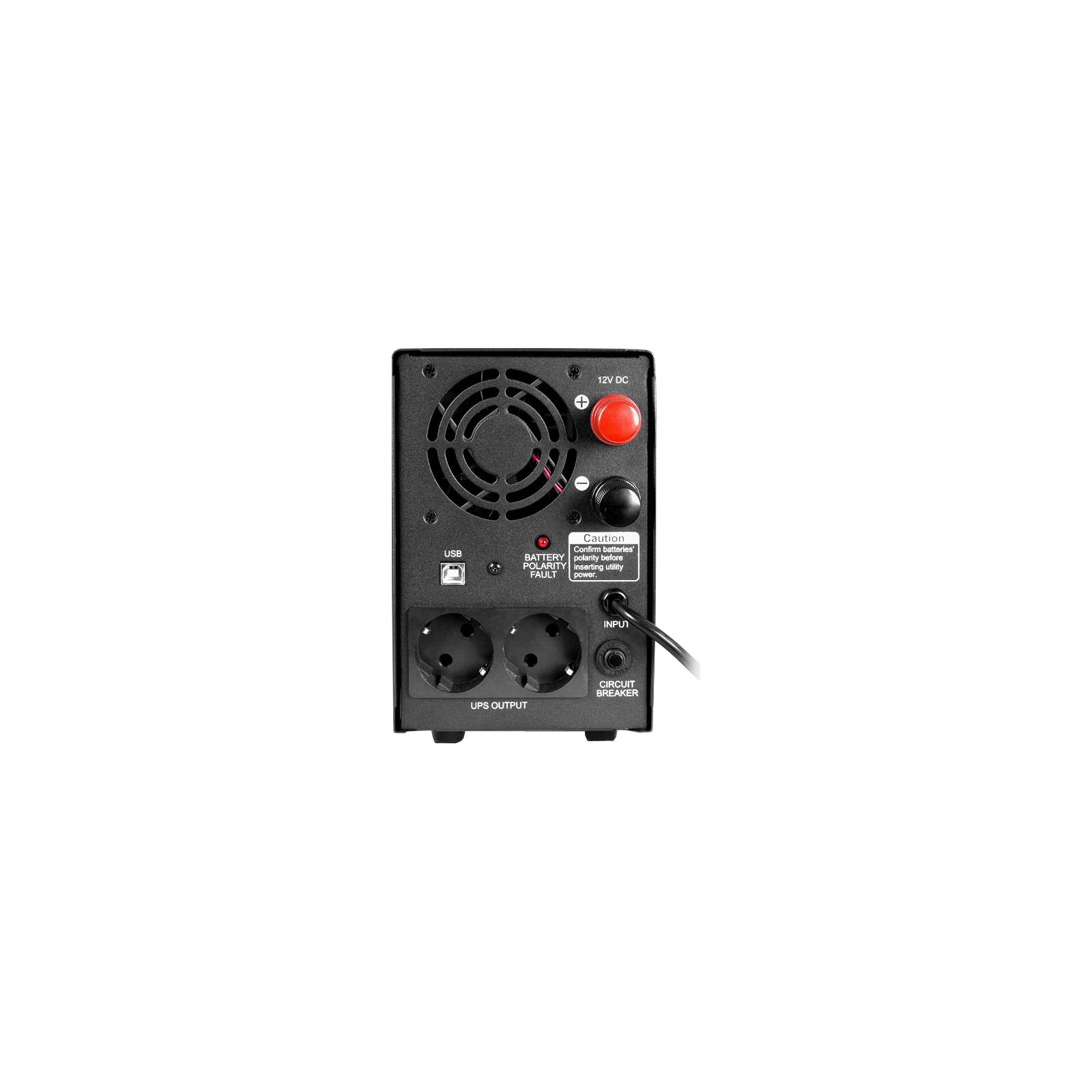 Источник бесперебойного питания Powercom INF-500 (INF-500 AP) изображение 3