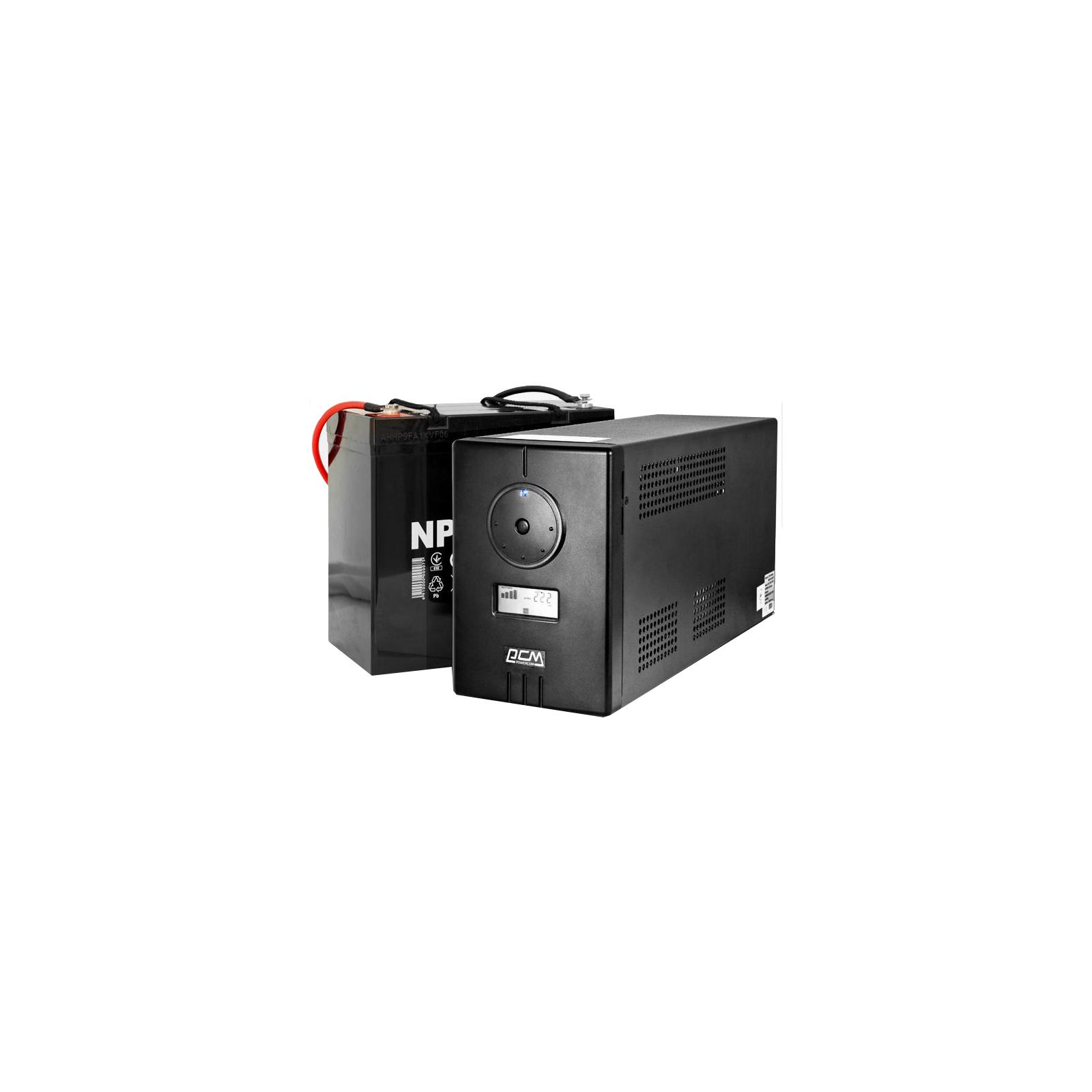 Источник бесперебойного питания Powercom INF-500 (INF-500 AP) изображение 4