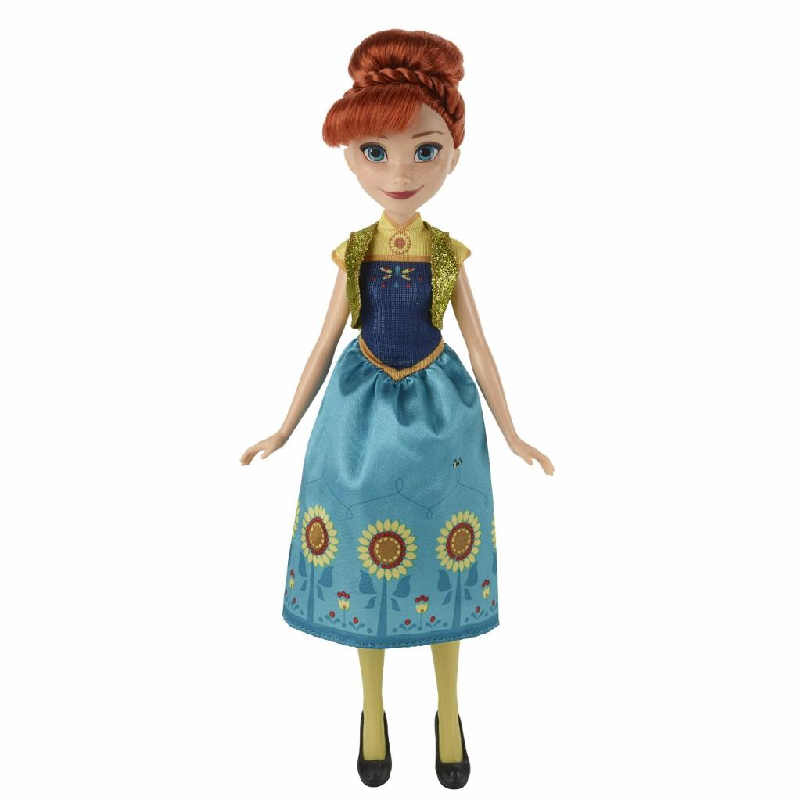 Кукла Hasbro Холодное Сердце Анна (B5164_B5166) изображение 2