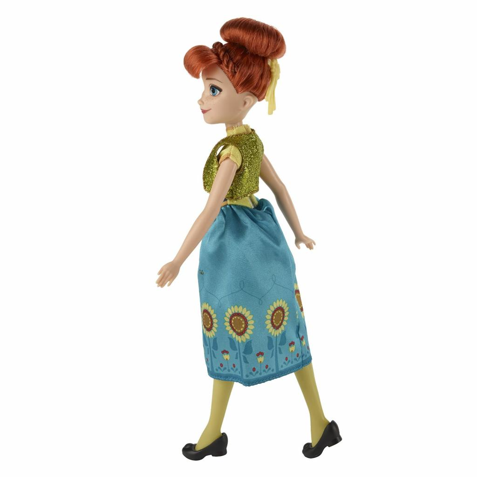 Кукла Hasbro Холодное Сердце Анна (B5164_B5166) изображение 3