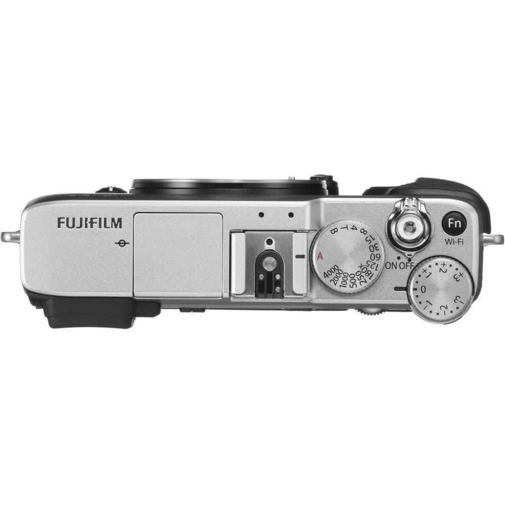 Цифровой фотоаппарат Fujifilm X-E2S body Silver (16499162) изображение 3
