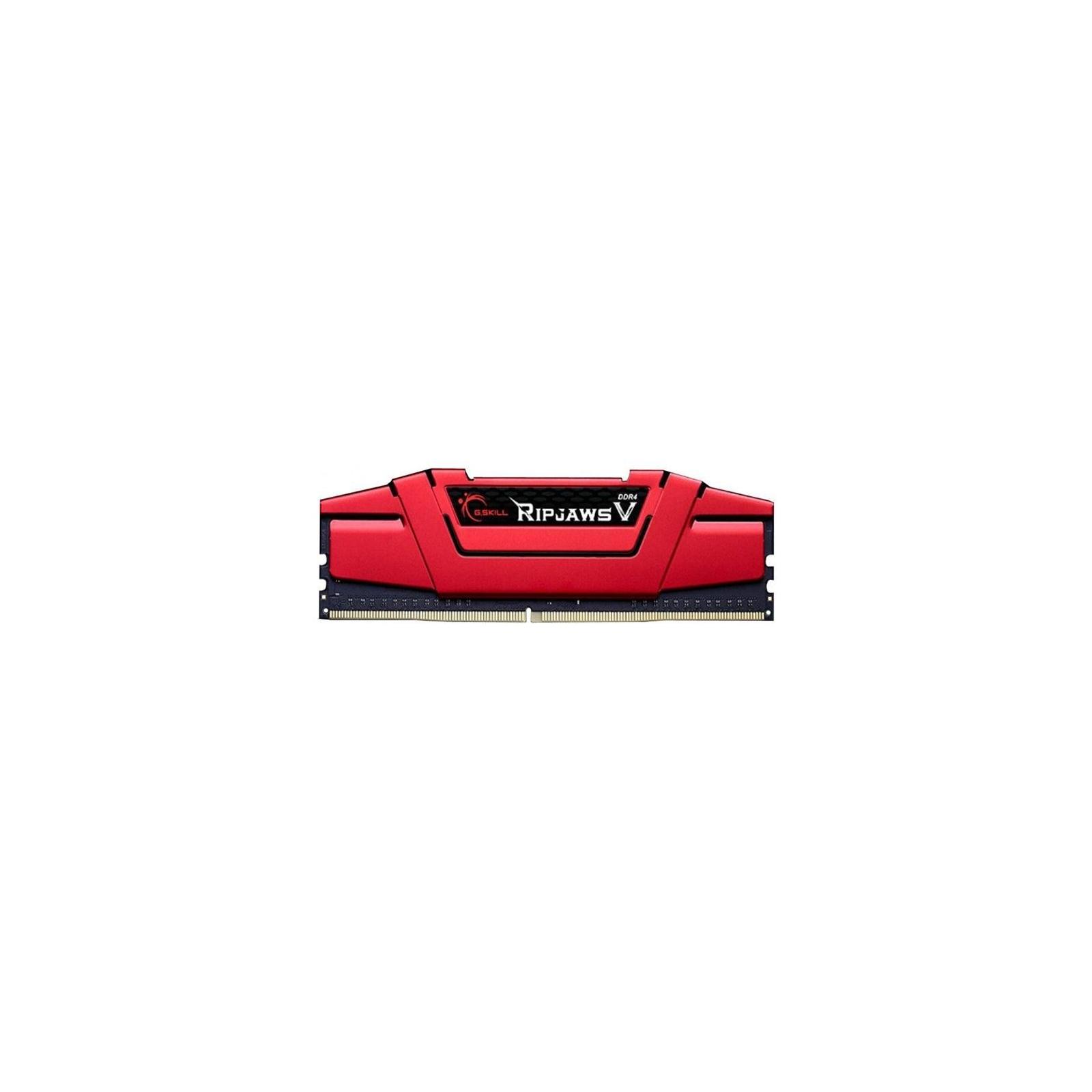 Модуль памяти для компьютера DDR4 16GB 3000 MHz RipjawsV G.Skill (F4-3000C15S-16GVR)