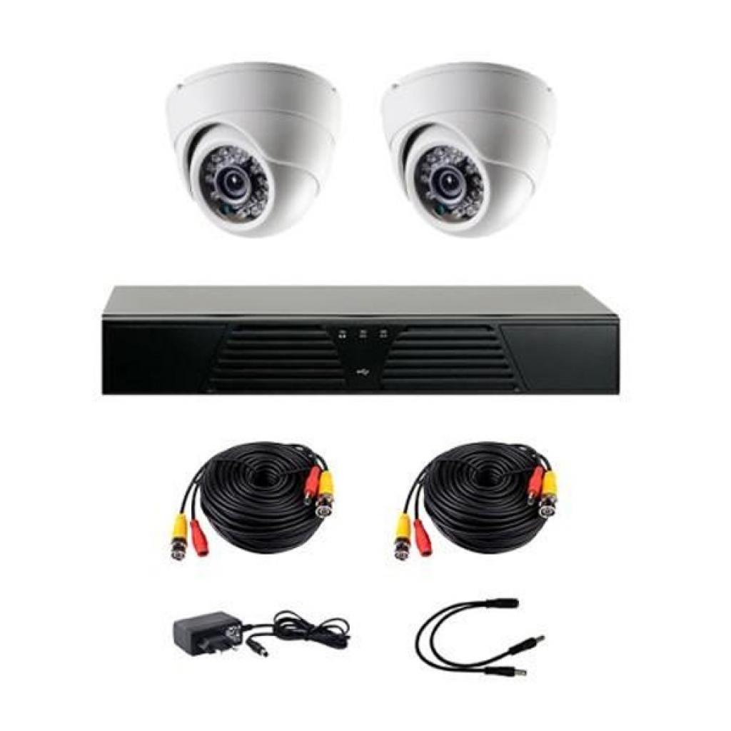 Комплект видеонаблюдения CoVi HVK-2003 AHD KIT